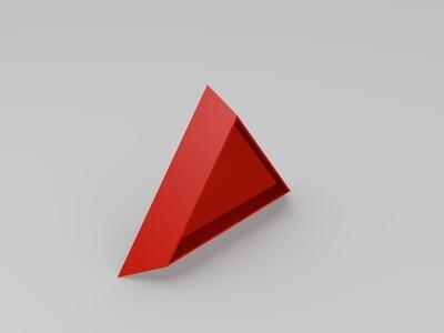 魔方底座-3d打印模型