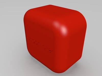 「Snapmaker」电池收纳盒-3d打印模型