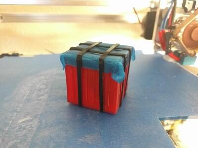 吃鸡空投箱-3d打印模型