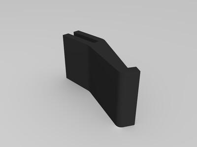 电脑支架-3d打印模型