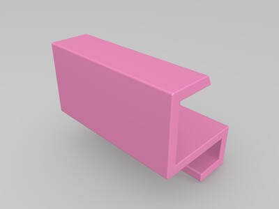 名片盒-3d打印模型