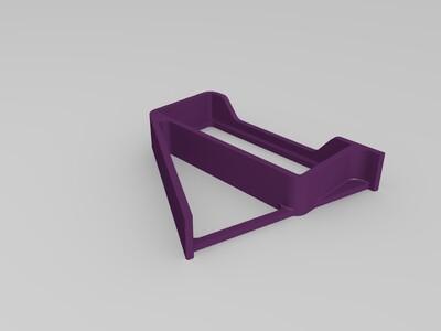 小米蓝牙音箱支架-3d打印模型