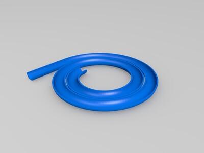 9CC【折腾】系列9mm滚珠轨道 螺旋轨道 -3d打印模型