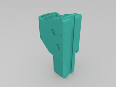 全息镜(绝地求生)-3d打印模型
