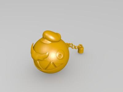 马里奥怪物-3d打印模型