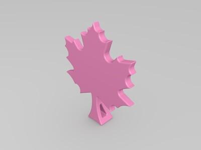 吊坠FURBY-3d打印模型