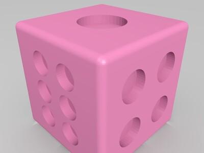 麻将-3d打印模型