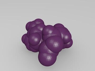 Vibralactone-3d打印模型