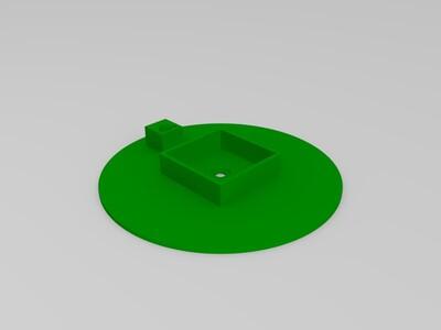 挂钟表盘-3d打印模型