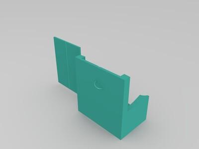 变形金刚宝座-3d打印模型