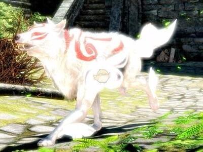 天照《大神》游戏角色-3d打印模型