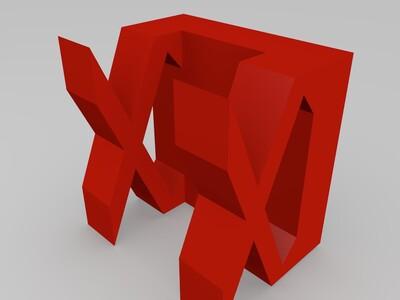 水塔-3d打印模型