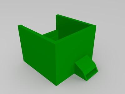 模型风扇-3d打印模型
