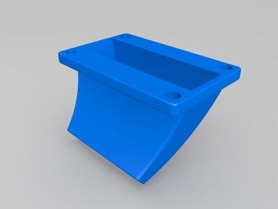 导风嘴-3d打印模型
