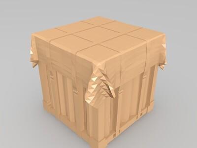 吃鸡-载具集合(附赠空投包(づ ̄3 ̄)づ)-3d打印模型