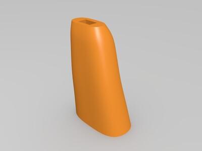 小指风格和服-3d打印模型