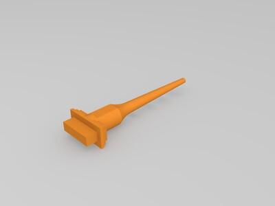 帝国大厦-3d打印模型
