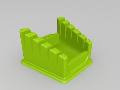 工具盒-3d打印模型