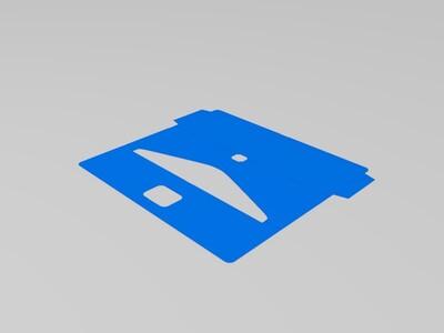 公牛-3d打印模型