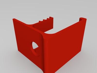 多功能手机支架-3d打印模型