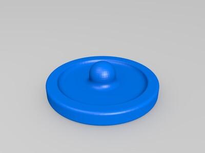 圣诞终点铃-3d打印模型