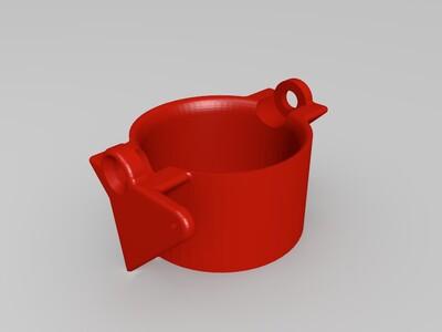 船/快艇/可安装电机遥控-3d打印模型