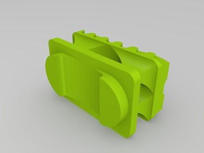 一帆风顺船加座-3d打印模型
