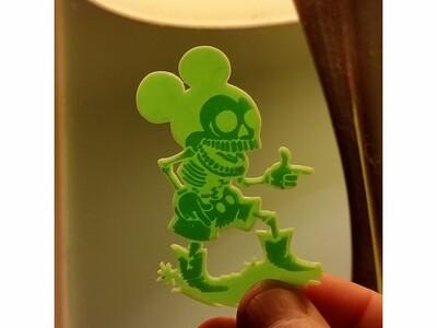 米老鼠骨-3d打印模型