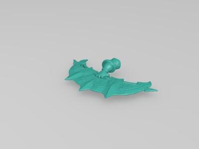 英雄联盟鳄鱼-3d打印模型