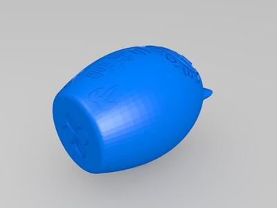 石敢当-3d打印模型