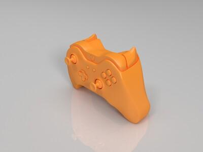 手柄-3d打印模型