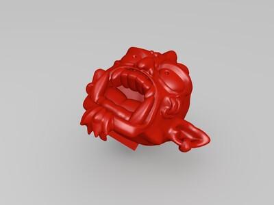Schmetterling-3d打印模型