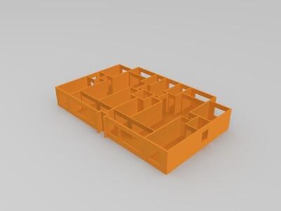 猫头手刺-3d打印模型