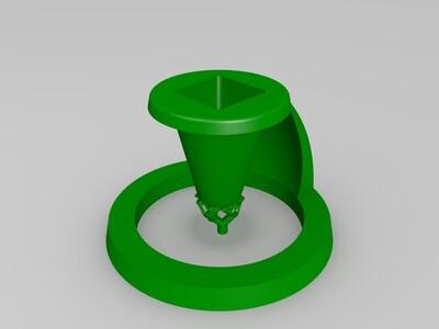 打印笔支架-3d打印模型
