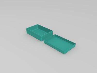 小盒子2-3d打印模型
