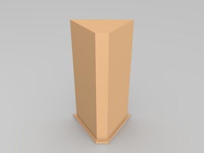 堕落的骑士-3d打印模型