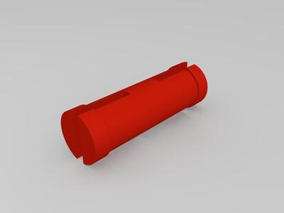 变形金刚擎天柱高精度拼装版-3d打印模型