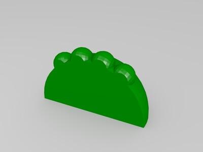 小河马-3d打印模型