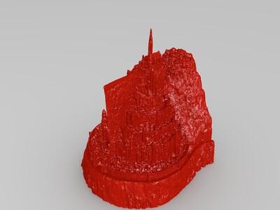 米纳斯提里斯-3d打印模型