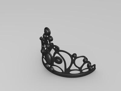 皇冠-3d打印模型