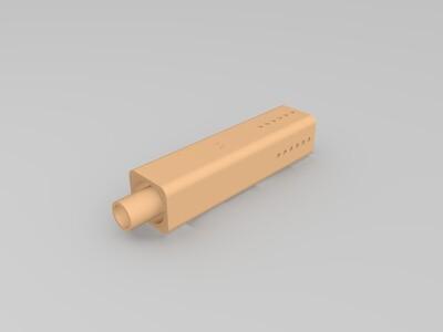 锦明8装饰消音-3d打印模型