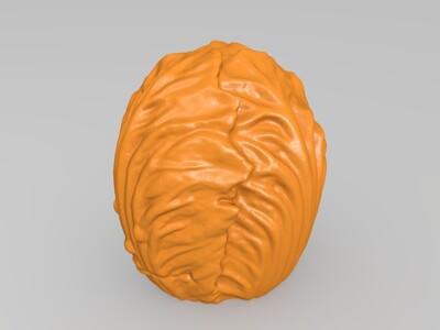 白菜-3d打印模型
