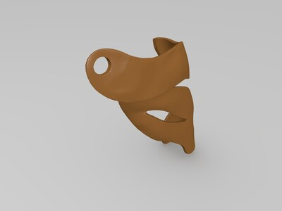 猎犬-3d打印模型