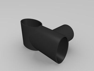 一次性衣柜连接器-3d打印模型