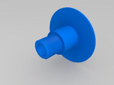 UM2料架 适用直径3CM料盘-3d打印模型