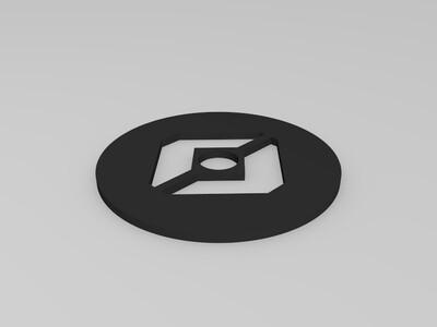 Destiny《命运》 Ghost-3d打印模型