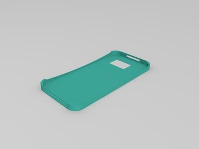 s6手机壳-3d打印模型