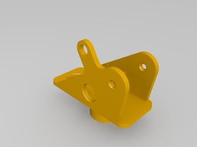 机械臂三代-3d打印模型