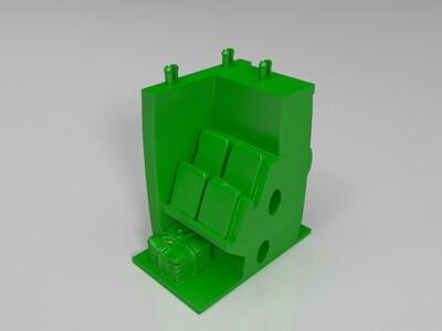 小卖部-3d打印模型