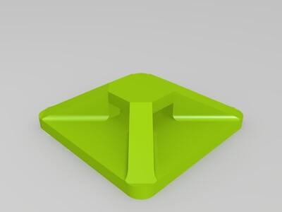 方便贴-3d打印模型